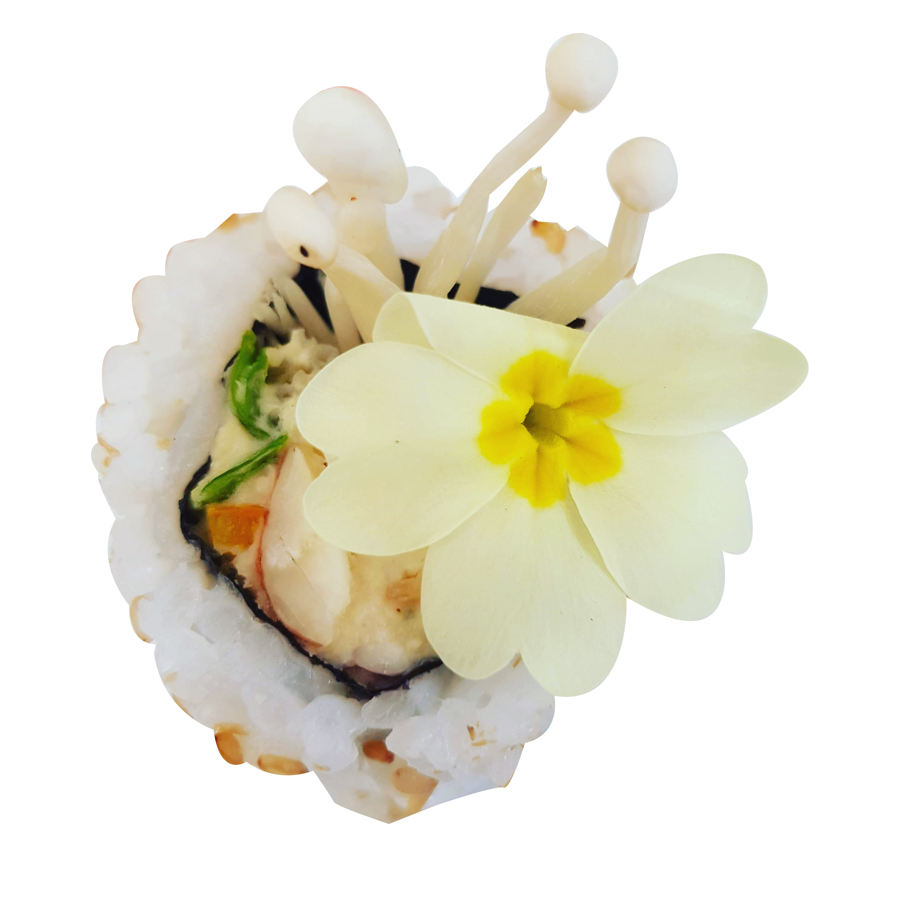 YUZU VEGE ARTISAN SUSHIS flower