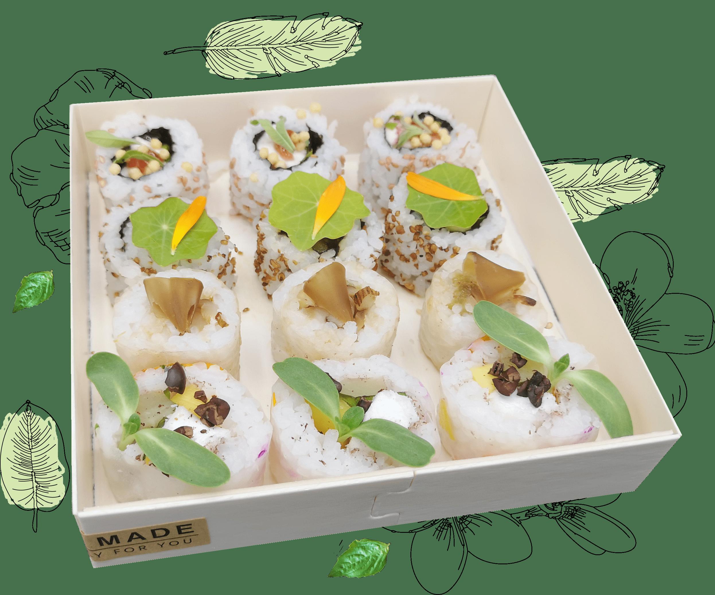 YUZU FLOWER BOX